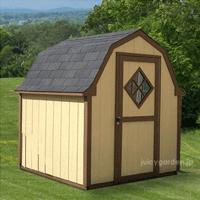 木製物置スモールハウス