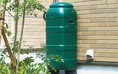 知ってましたか?雨水タンクの助成金申請は春からスタート!
