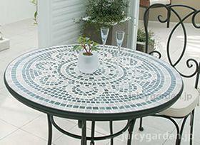 テーブル モザイク ガーデン