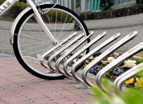 自転車スタンド CLIP
