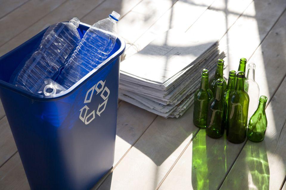 おしゃれでスマートな外置きゴミ箱